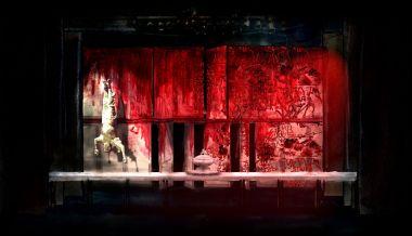 ROPE, Teatro Frei Caneca, 2012, direção de Carlos Porto de Andrade