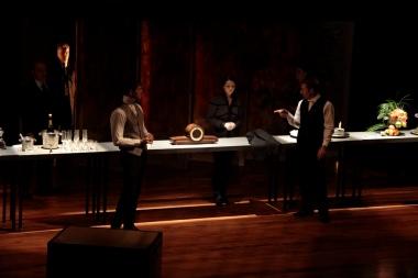 ROPE, Teatro Frei Caneca 2012, direção de Carlos Porto de Andrade